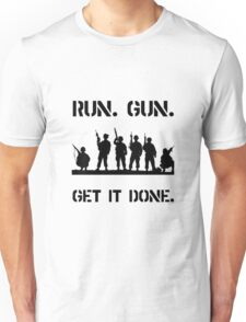 Military Get It Done Unisex T-Shirt