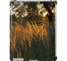 First rays - Pruchna, Poland iPad Case/Skin