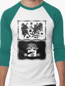 conceptual dance. Men's Baseball ¾ T-Shirt