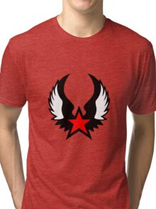 Red Wing Star Tri-blend T-Shirt