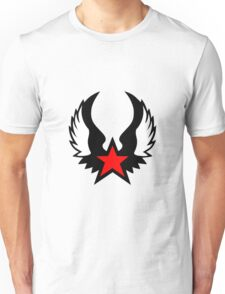 Red Wing Star Unisex T-Shirt