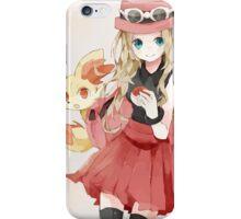 Serena Pokemon iPhone Case/Skin