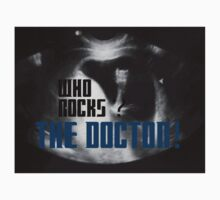 Who rocks? - The Doctor! One Piece - Short Sleeve