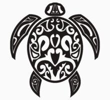Sea Turtle Kids Tee
