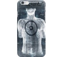 Donnie Darko, Quote and Time Travel Illustration iPhone Case/Skin