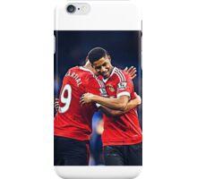 Anthony Martial & Marcus Rashford Manchester United iPhone Case/Skin
