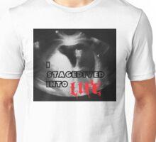 Rock - I stagedived into Life Unisex T-Shirt