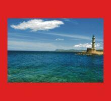 Lighthouse  One Piece - Short Sleeve