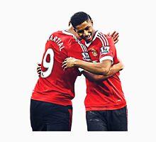 Anthony Martial & Marcus Rashford Manchester United Crop Unisex T-Shirt