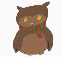 Chibi Owl Kids Tee