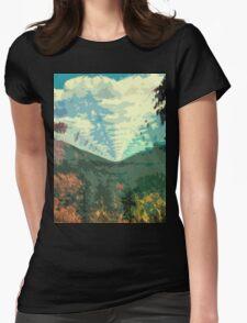 Innerspeaker Womens Fitted T-Shirt