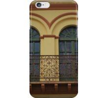 Balcony Doors iPhone Case/Skin