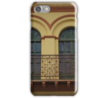 Balcony Doors iPhone Case/Skin