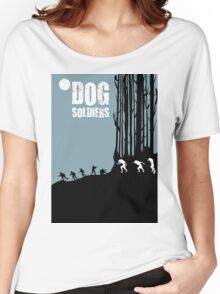 DOG SOLDIERS Women's Relaxed Fit T-Shirt