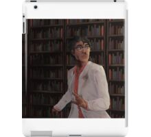 WTNV - Carlos and the Library iPad Case/Skin