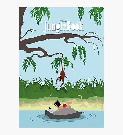JUNGLE BOOK Photographic Print