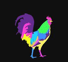 Psychedelic Chicken Unisex T-Shirt