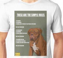 TURNER & HOOCH Unisex T-Shirt