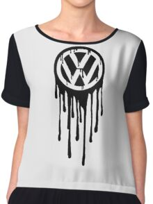 VW Drippy Chiffon Top