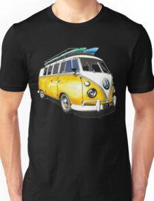 VW Bus Sunshiney day Unisex T-Shirt