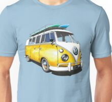 VW Bus Sunshiney day Unisex T-Shirt