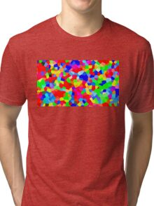 Rainbow Crystals Tri-blend T-Shirt