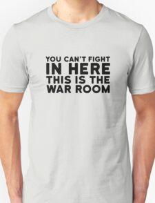 Dr. Strangelove Quote Movie Stanley Kubrick Funny Unisex T-Shirt