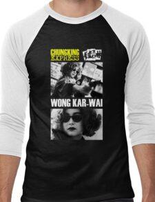 CHUNGKING EXPRESS - WONG KAR WAI Men's Baseball ¾ T-Shirt