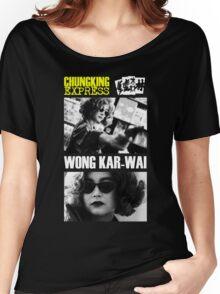CHUNGKING EXPRESS - WONG KAR WAI Women's Relaxed Fit T-Shirt