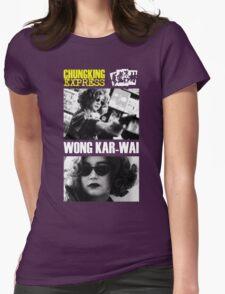 CHUNGKING EXPRESS - WONG KAR WAI Womens Fitted T-Shirt