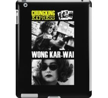 CHUNGKING EXPRESS - WONG KAR WAI iPad Case/Skin