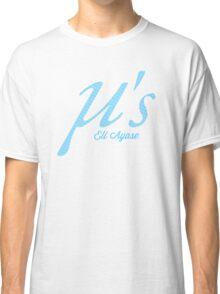 Eli Ayase - μ's Classic T-Shirt