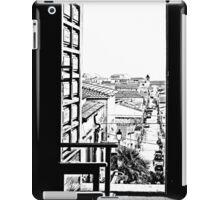 Arzachena: view and landscape iPad Case/Skin