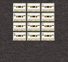 Retro Cassette Tape Print Unisex T-Shirt