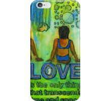Three on the Beach iPhone Case/Skin