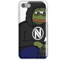 EnvyUs Pepe iPhone Case/Skin