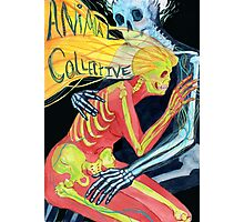 Animal Collective Skeletons Photographic Print