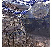 Alien Landscape #2 Photographic Print