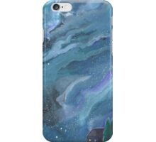 The Forest at Night iPhone Case/Skin