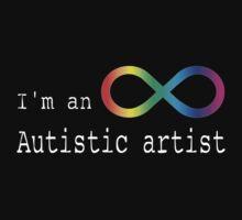 Autistic Artist Kids Tee
