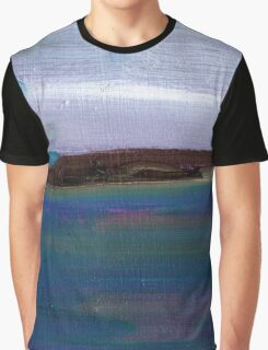 Long Sands, Tynemouth Graphic T-Shirt