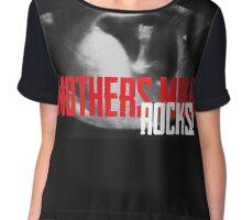 Mothers Milk Rocks! Chiffon Top