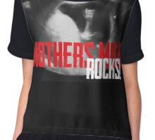 Mothers Milk Rocks! Chiffon Top