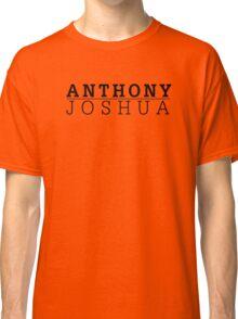 Anthony Joshua (T-shirt, Phone Case & more) boxing  Classic T-Shirt
