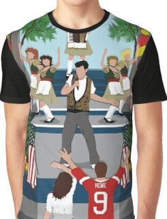Ferris Bueller's Day Off Graphic T-Shirt