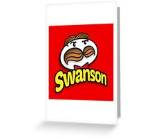 Fever for the Flavor of a Swanson Greeting Card
