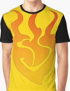 RWBY Yang Xiao Long Graphic T-Shirt