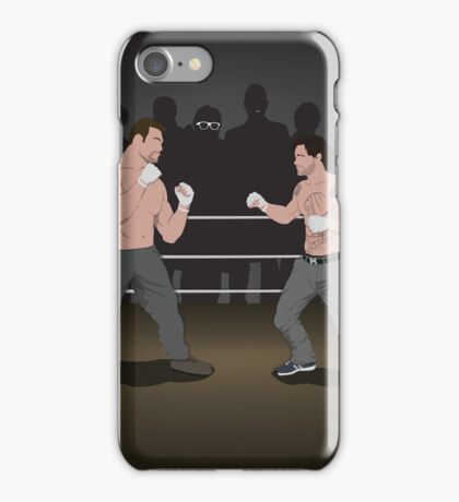 Going down in the fourth iPhone Case/Skin