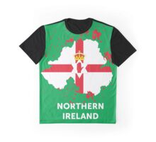Northern Ireland Graphic T-Shirt