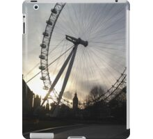 London Eye iPad Case/Skin